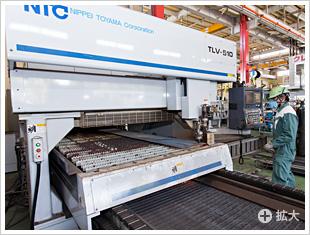 工場機械設備