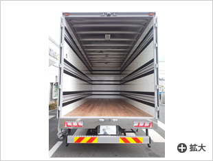 特装車(メーカー製品架装車)